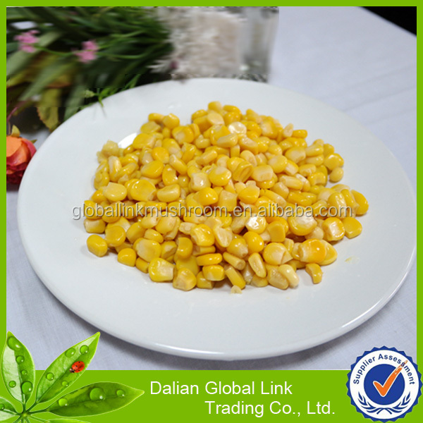 cooking sweetcorn, canned corn