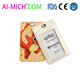 Hot Sales Promotional Beautiful Cheap Custom PU leather Card Badge Holder