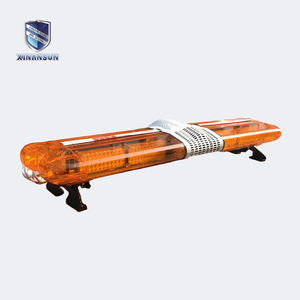 Ambulance fire police military vehicle roof strobe light bar/Warning police led lightbar