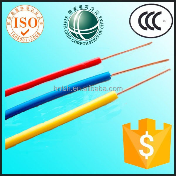 2017 best quality ultra thin electrical wires for Middle east Iran