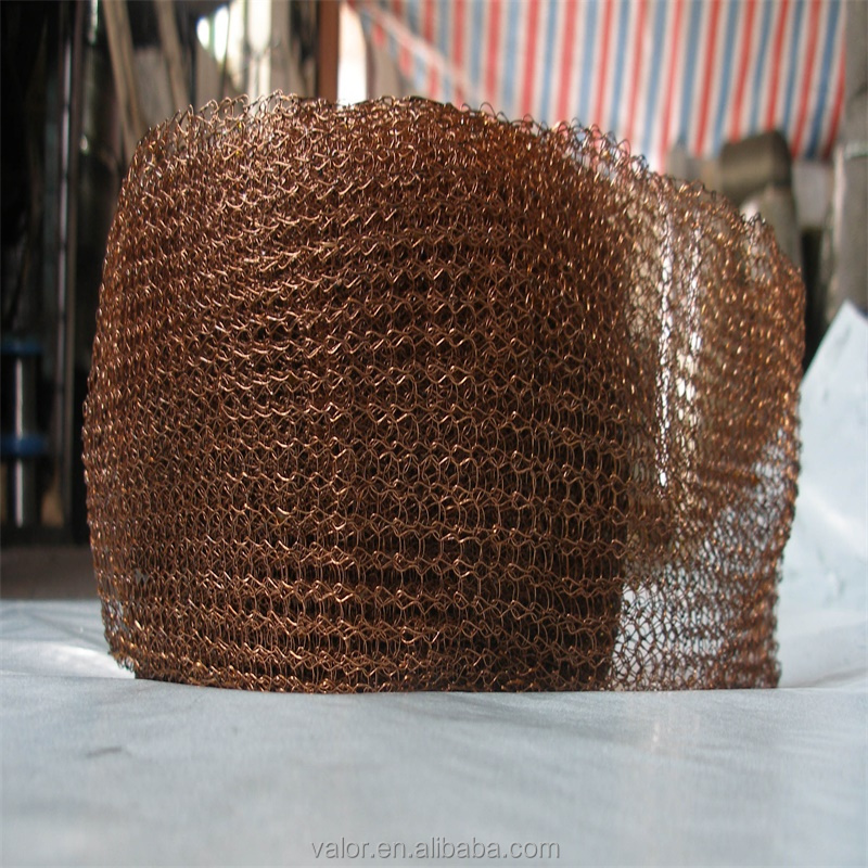 10 Year Factory Copper Mesh Roll For Rodent Mouse And Pest Control