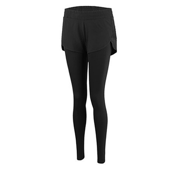 Custom OEM Logo Solid Color Women Elastic Tights Dry Fit Sports Fitness Legging Gym Yoga Pants