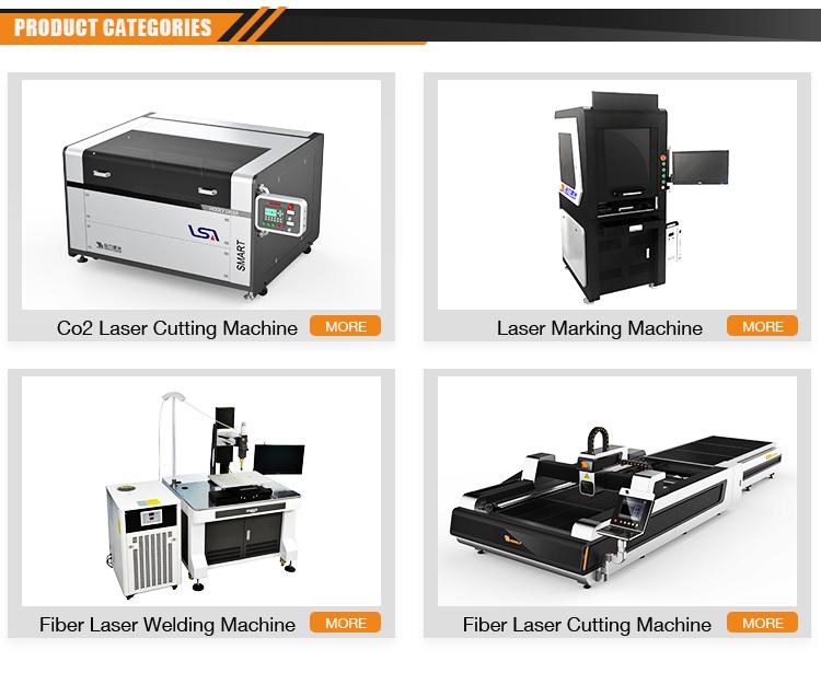 Hooly Pabrik Laser 100W Mesin Pemotong dan Pengukir Laser Co2 Berkualitas CE