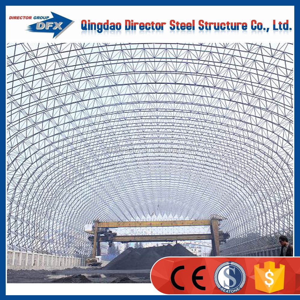 Stadium Lights Capacity: Light Steel Frame Building Stadium Design For Sports Hall