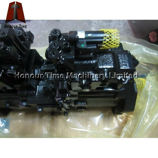 K3V112DTP1A9R 9TEL-V SK200-6E Hydraulic Pump assy YN10V00023F2 3.jpg