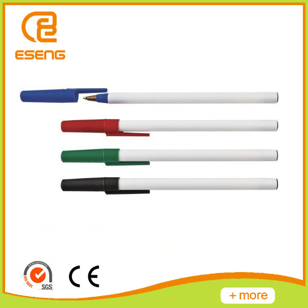 ball pen with heat transfer label