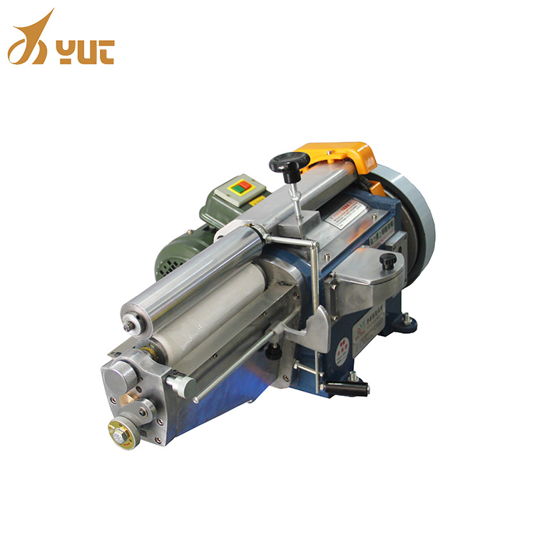 YT-813 Yutai Making Shoes Machine Supplier Power Glue Machine Leather Cementing Machine
