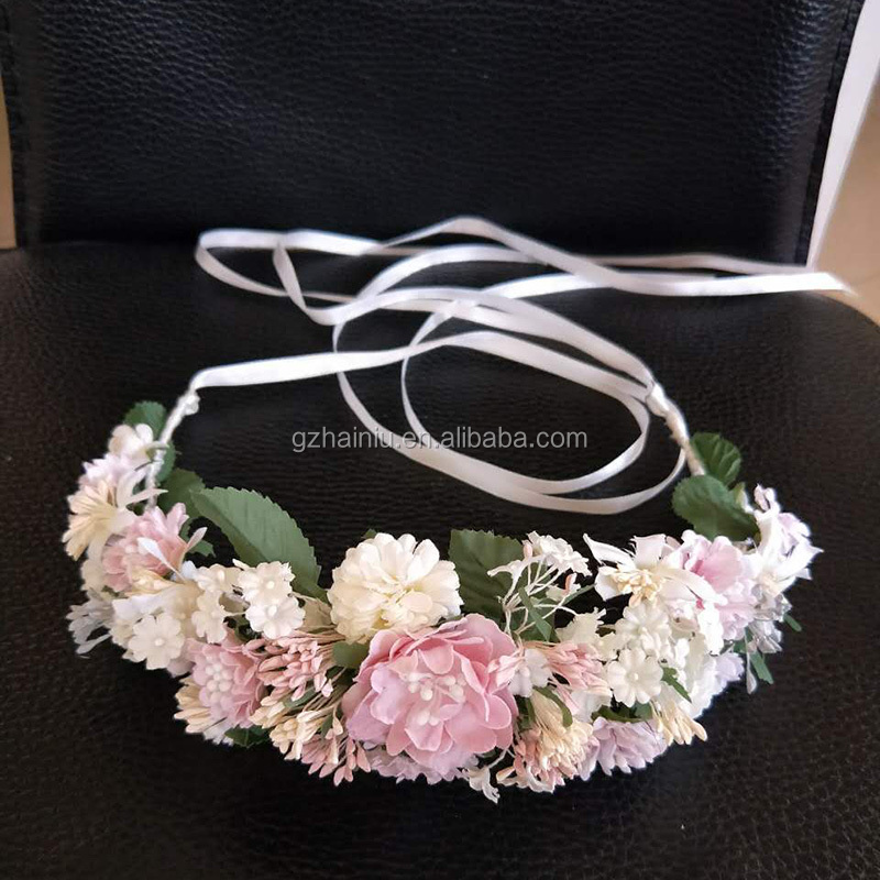Rapture Women Hair Accessories Hair Band Headband Sexy Flower Lace Bunny Ears Hairband Girls Female Party Prom Headwear Headdress Fashionable Style; In
