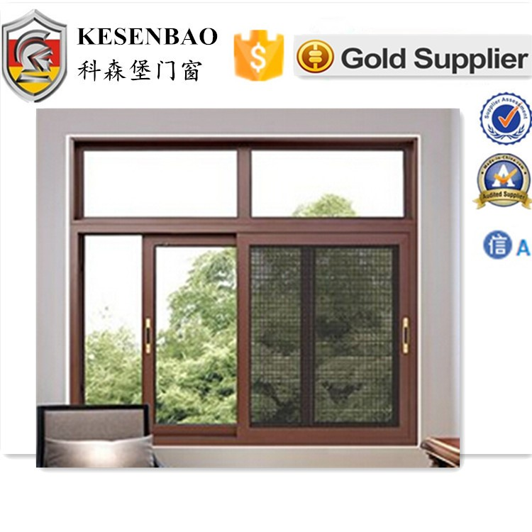 Thermal break good price aluminum sliding window with for Thermal windows prices