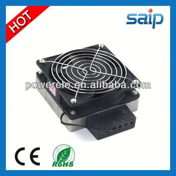 Super Quality Smallest Space-saving fan heater electric aluminium foil heater