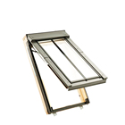 China suppliers aluminum glass electrical skylight window