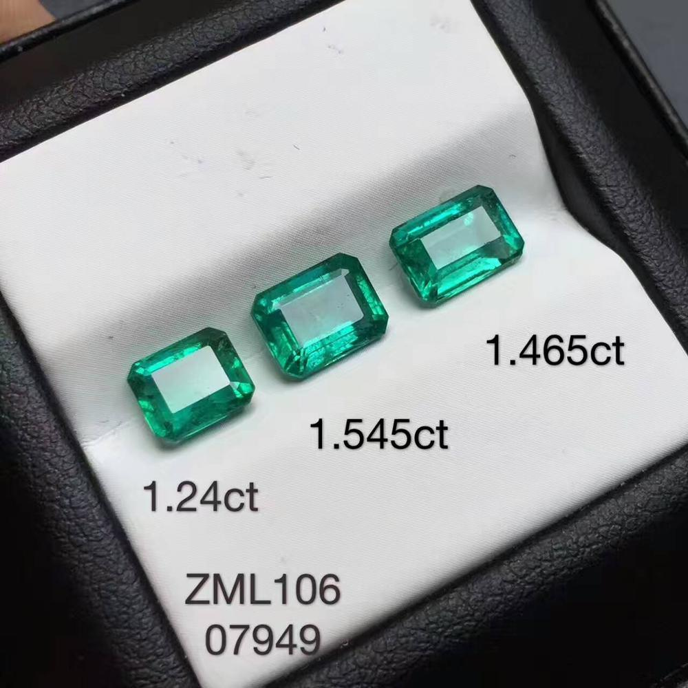 com petite amazon emerald genuine mm yellow real dp jewelry gold earrings round in stud