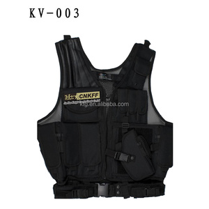 String vest military Vest with holster