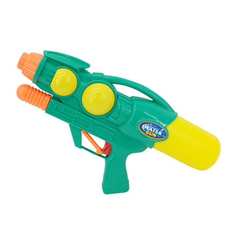 Pump squirt gun