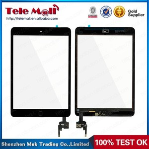 ">3"" screen touch in High quality for ipad mini 3 lcd touch screen digitizer"