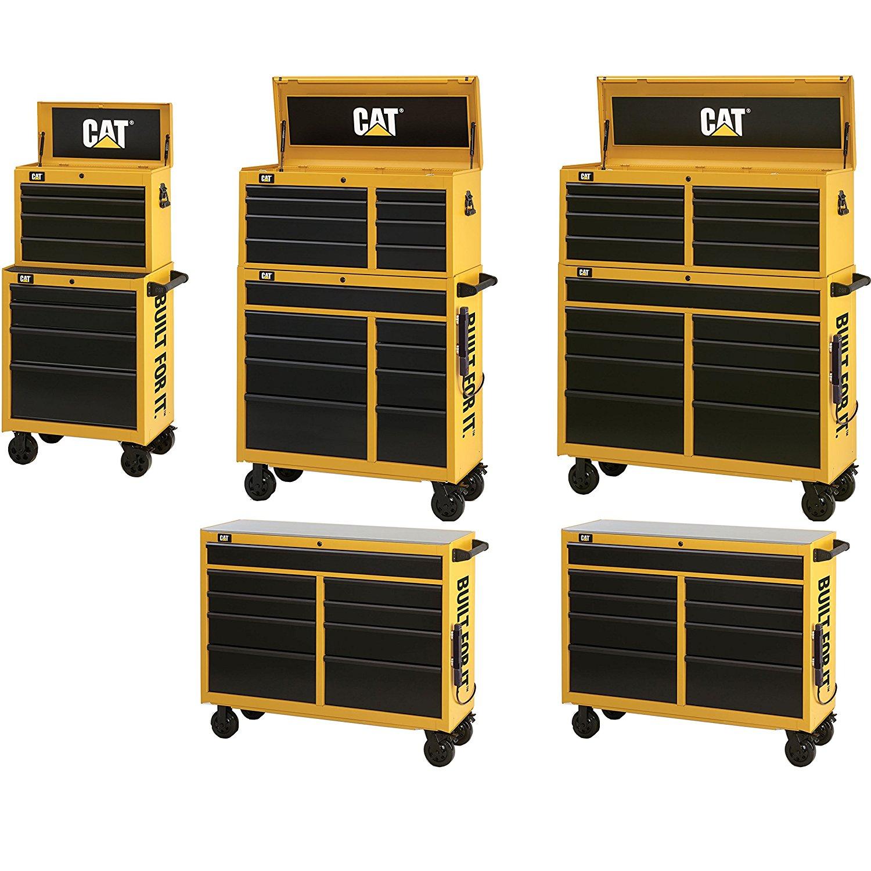 "Caterpillar CAT-IND520 52"", IND410 41"", IND260 26"" Cabinet, Chest, Workstation"