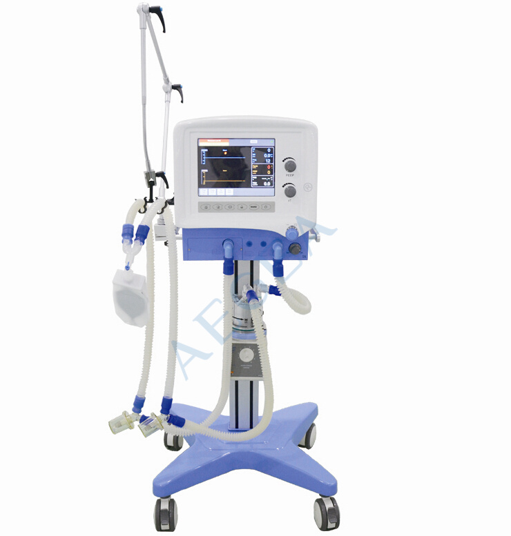 what is a breathing machine used for