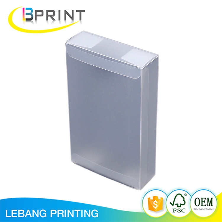 Good Quality Printing Plastic Cartons Folding Clamshell Blister Packaging Box For Adult Products