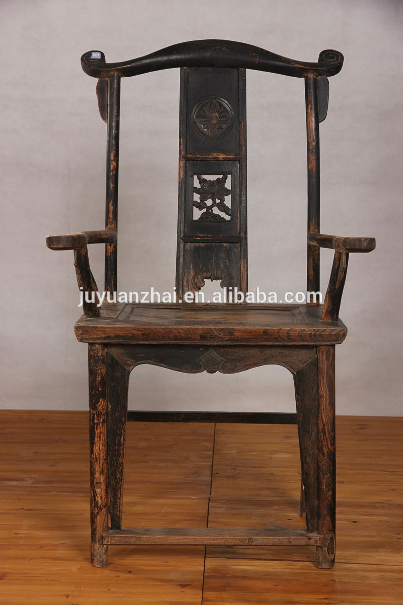 antique chinese wood carved back chair - Antique Chinese Wood Carved Back Chair - Buy Antique Wood Chair
