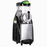 Mini cheap price home one tank used slush machine