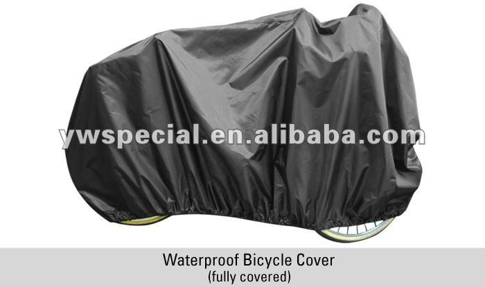 e-bike waterproof bike cover