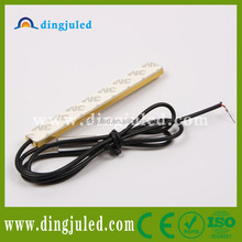 2014 new products daytime running 3w 12v eagle eye lights led (drl) flexible cob led drl