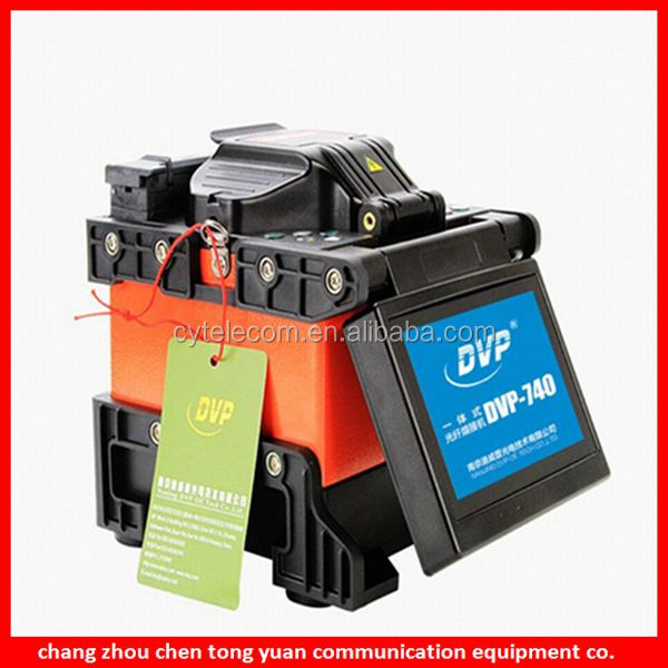 Made in China DVP 740 Fiber Optic Fusion Splicer