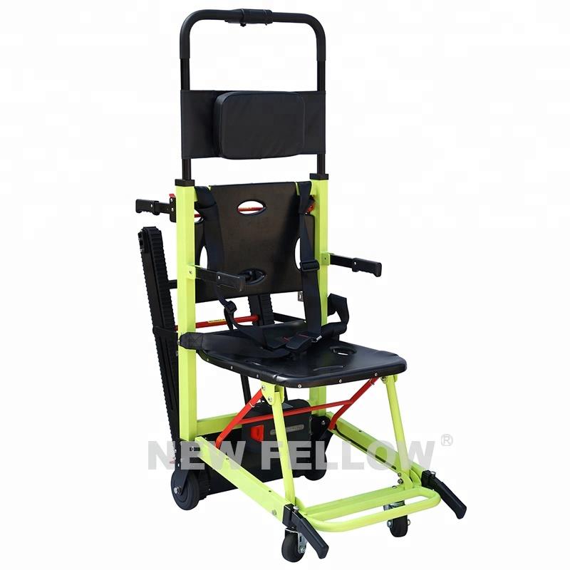 NF-WD02 Aluminium foldable stair climbing walker