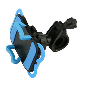 demountable bicycle handlebar bike phone holder bicycle cell phone mount support
