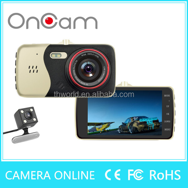2017 best selling factory OEM Dual Camera 1080p mini car dvr T810 dash cam