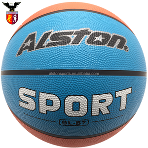 New Arrival Durable Rubber Basketball Customized In Bulk