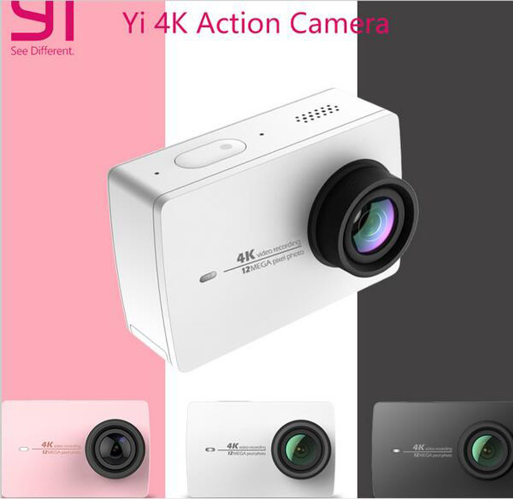 Xiaoyi 4k Sport Action Camera with international version xiaoyi 2th 4k action camera for your luxey life