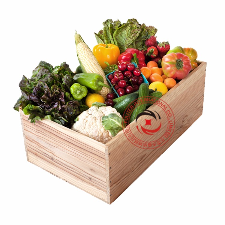 Box For Fruit And Vegetable/wooden Box For Fruit/vegetable Boxes Wholesale