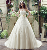 2017 Hot Sale Bridal Wedding Dress Bridal Gown Wholesale Price High Quality OEM