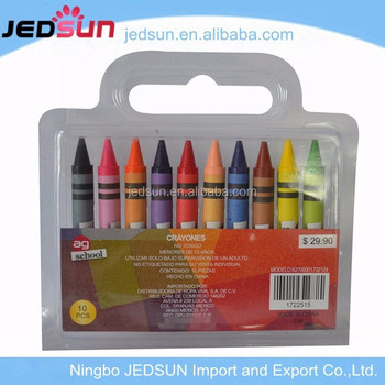 Hot Selling Wax Bulk Crayons In Multi Color Box Personalized Crayola ...