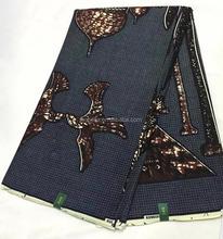 top seller wax fabric print ankara print african super wax fabric batik print fabric 100% cotton
