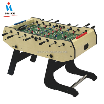55u0026quot; Custrom Portable Folding Foldable Foosball Table