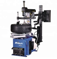 TC740R full automatic tilt back tyre changer for car repair shop