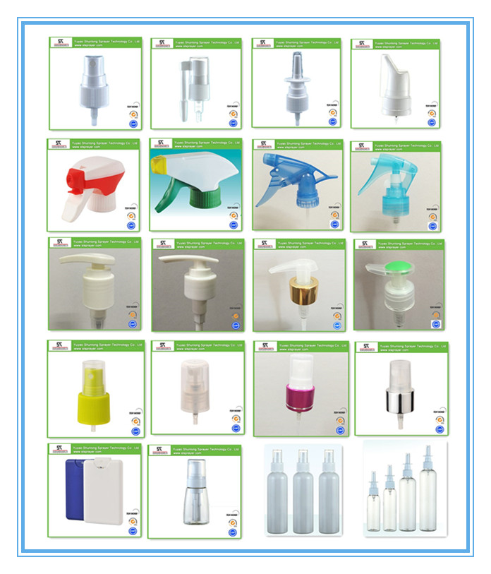 shower gel bottle pump soap dispenser plastic lotion pump
