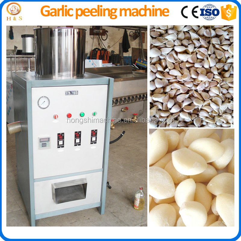 HOT SALE stainless steel ginger peeler machine