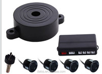 4 Sensors Buzzer 22mm Car Parking Sensor Kit Reverse Backup Radar Sound
