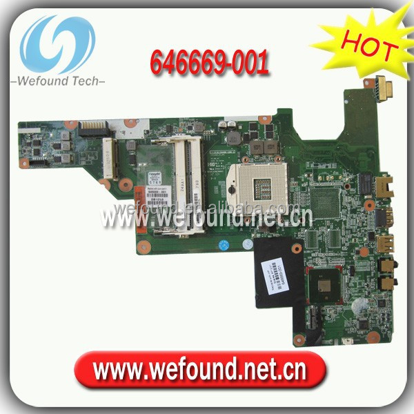646669-001 motherboard for HP CQ43 430 431 630 631 intel HM55