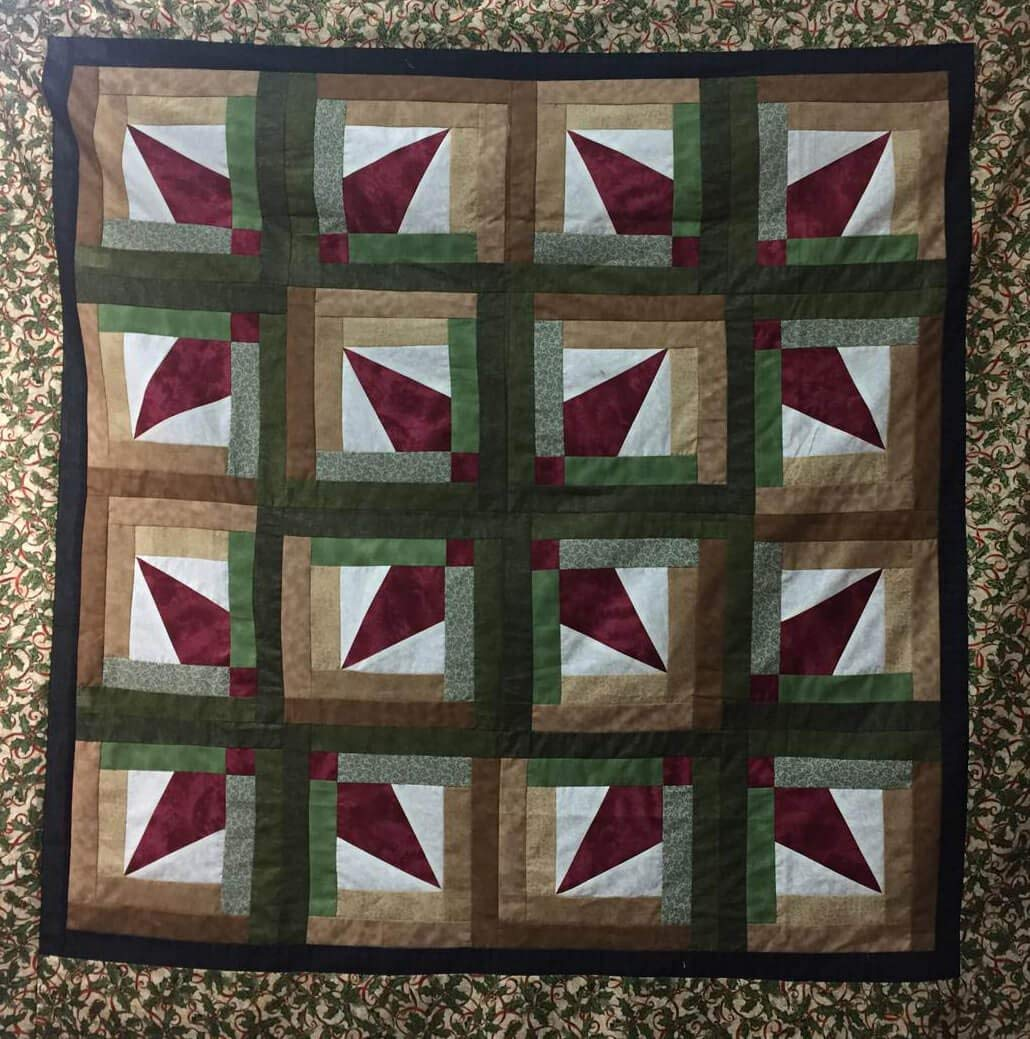 Christmas Handmade Square Classic Tablecloth