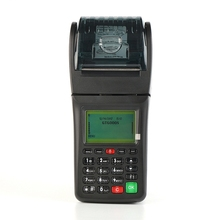 GPRS SMS USSD STK Modes Supported Mobile Payment Printer/Bill Payment Printer Used in Africa