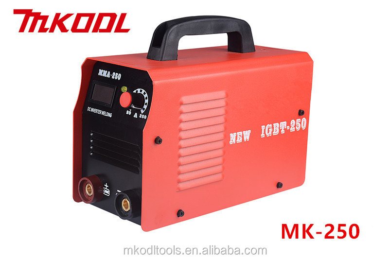 MKODL MK-250 Portable saldatrice inverter <strong>welding</strong>
