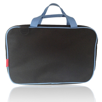 12 Inch Laptop Case With Removeable Cross-Body Shoulder Strap