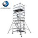 3 Years Warranty Aluminum/Galvanized Steel Scaffolding Used Scaffolding For Sale In UAE