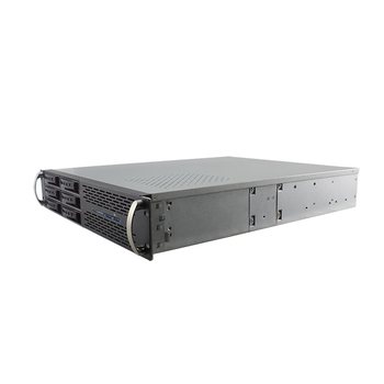 ED206H workstations 2U server case 19 inch 2u industrial case