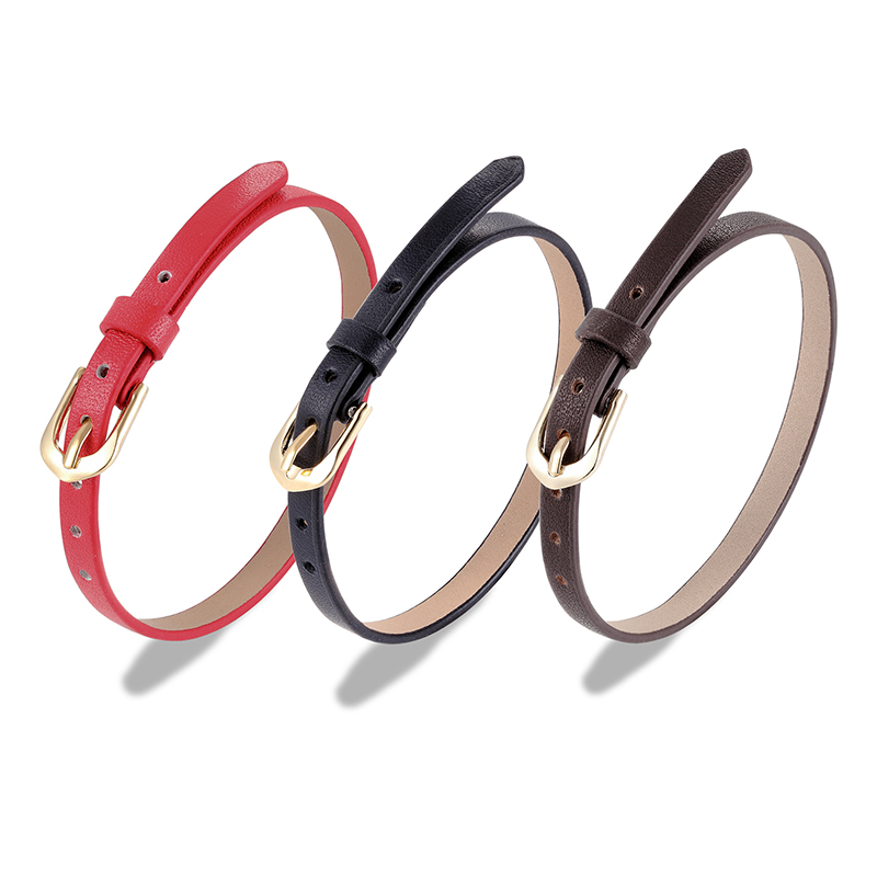 Wholesale 2020 Top Quality GenuineLeather Watchand Bracelet Authentic Leather Wrap Bangle True Leather Bracelet