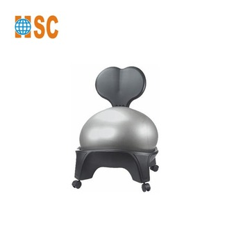 Fitness Exercise Ball Chair Egg Ball Chair Yoga Chairs
